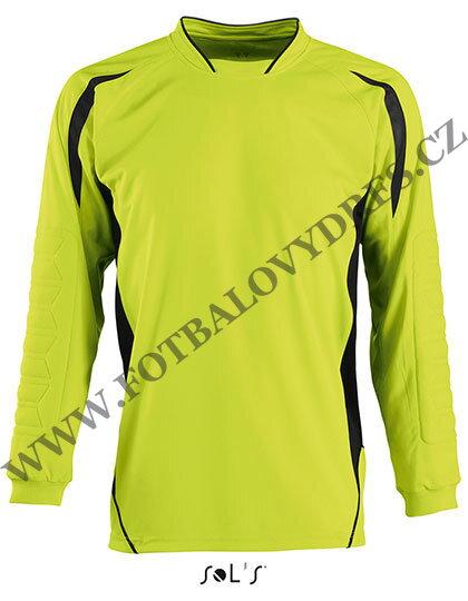 Brankářský fotbalový dres SOL S Azteca s vlastním potiskem - jménem a  číslem na přání! a6038e48c1